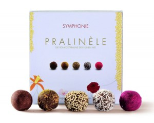 Raw food pralines