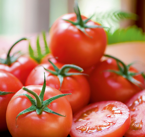 Rawfood - Fresh Organic Tomatoes